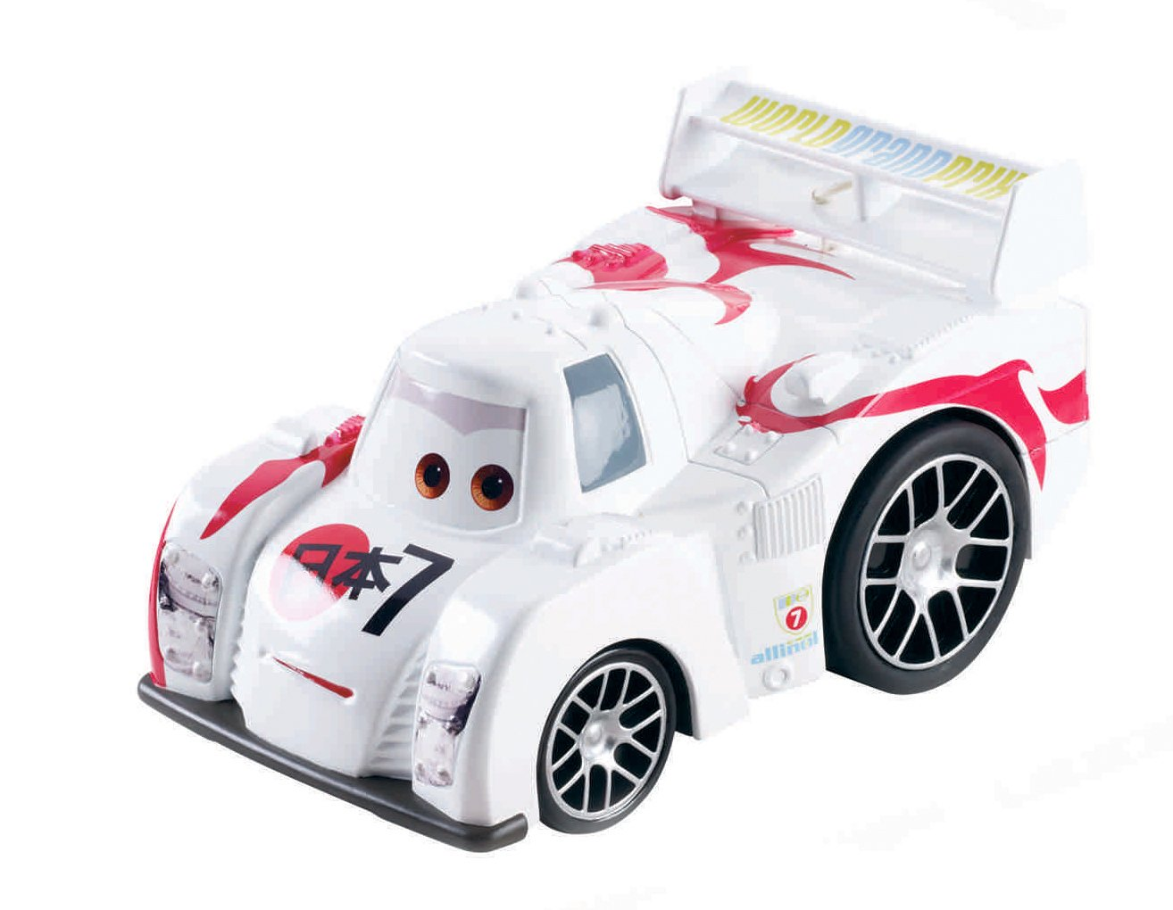 Cars – w7190 – Fahrzeug Miniatur – Ripstik – Shu Todoroki