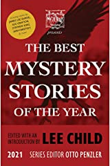 The Mysterious Bookshop Presents the Best Mystery Stories of the Year: 2021 Kindle Edition