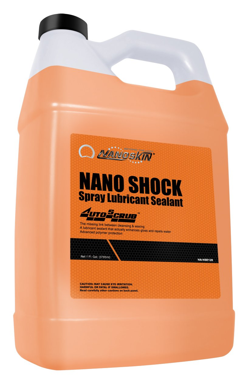 Nanoskin NA-NSE128 Nano Shock Instant Lubricant Sealant - 1 Gallon