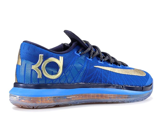 Amazon.com | Nike KD VI Elite Playoff (683250-474) mens Shoes | Basketball