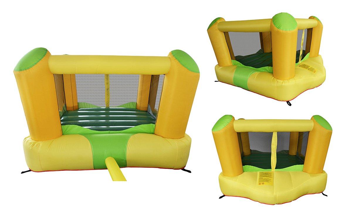 Amazon.com: Hinchable Bounce Play House Mighty Slide ...