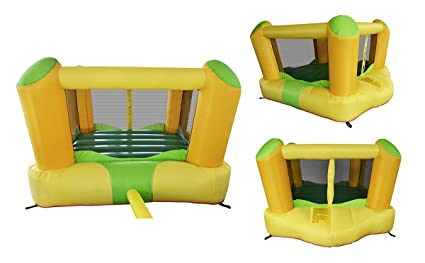 Amazon.com: Hinchable Bounce Play House Mighty Slide ...