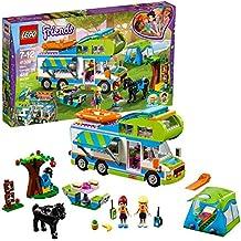 [Patrocinado] Kit de construcción de LEGO Friends. La casa rodante de Mia 41339 (488 piezas)