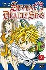 Seven Deadly Sins, tome 2 par Suzuki