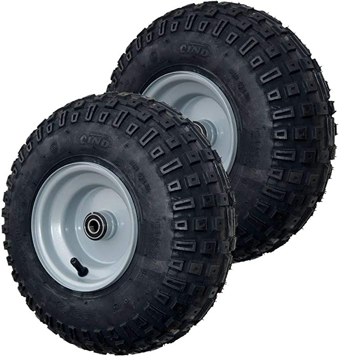 "Rear Axle Brake Disc Hub 145//70-6/"" wheel rim tire F Go Kart Cart Quad ATV Buggy"