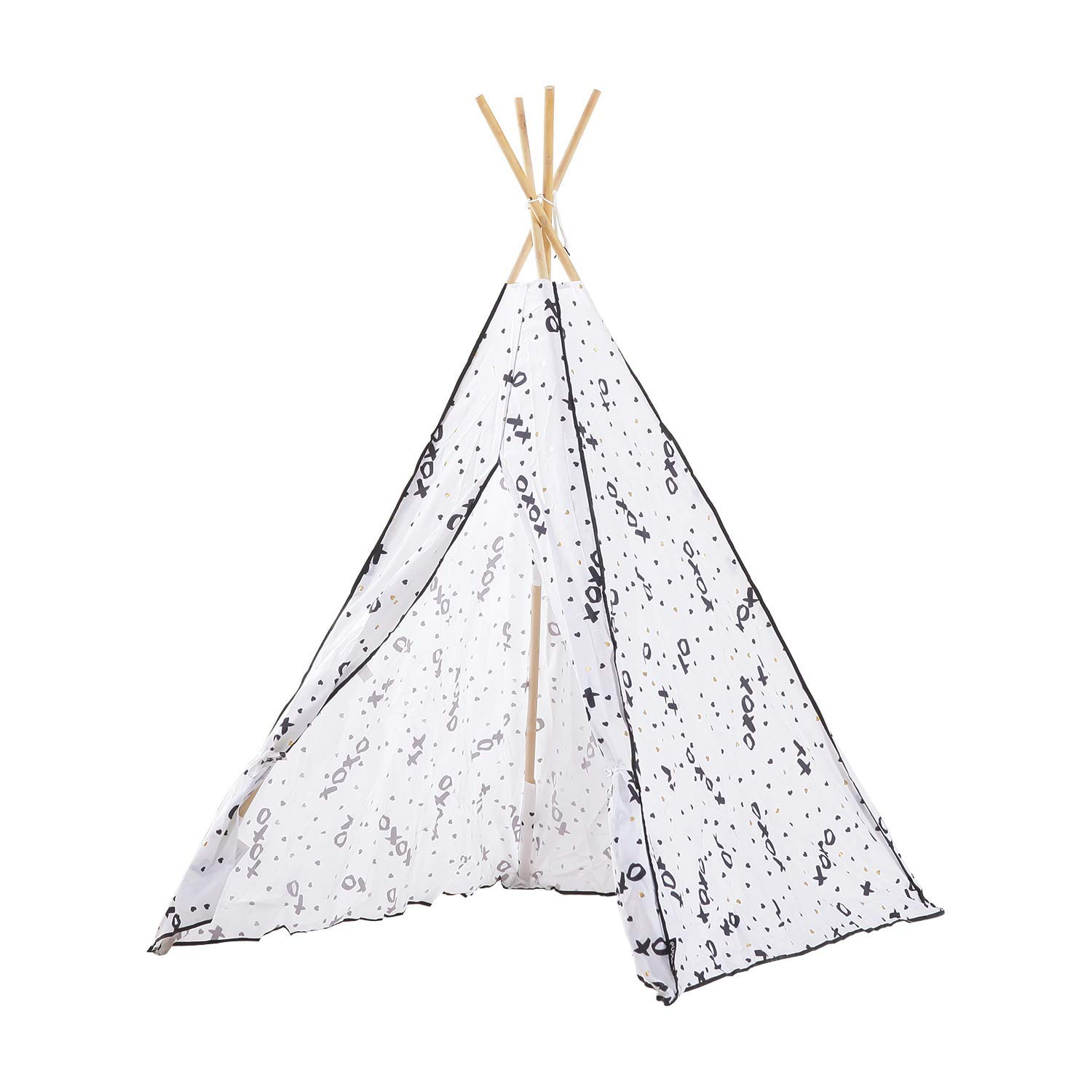 MallBest MallBest Kids Play Canvas Tents Indian Teepee [並行輸入品] Tent Children Playhouse Canvas Portable for Indoor and Outdoor (Grey) [並行輸入品] B07R4V2VG8, 両神村:e2ab74ba --- number-directory.top