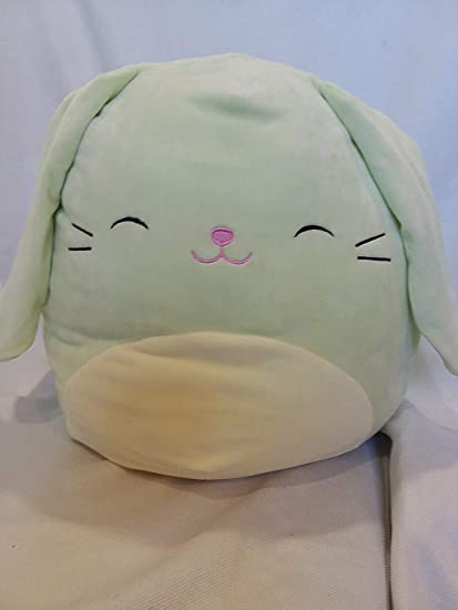 Squishmallow Easter Squad Edition 16 Mint Bunny Rabbit Isabella
