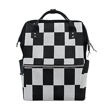 Amazon.com: Bolsas de pañales bolso mochila momia mochila ...