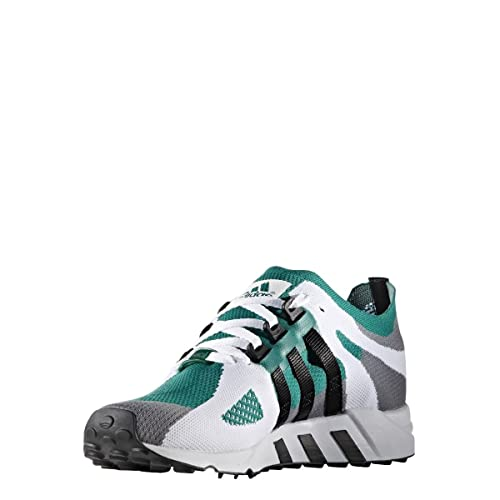 best sneakers 1ab47 15a93 Adidas Equipment Running Guidance PK Primeknit, grey core black sub green, 9