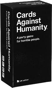 Cards Against Humanity: Edicion del Reino Unido.