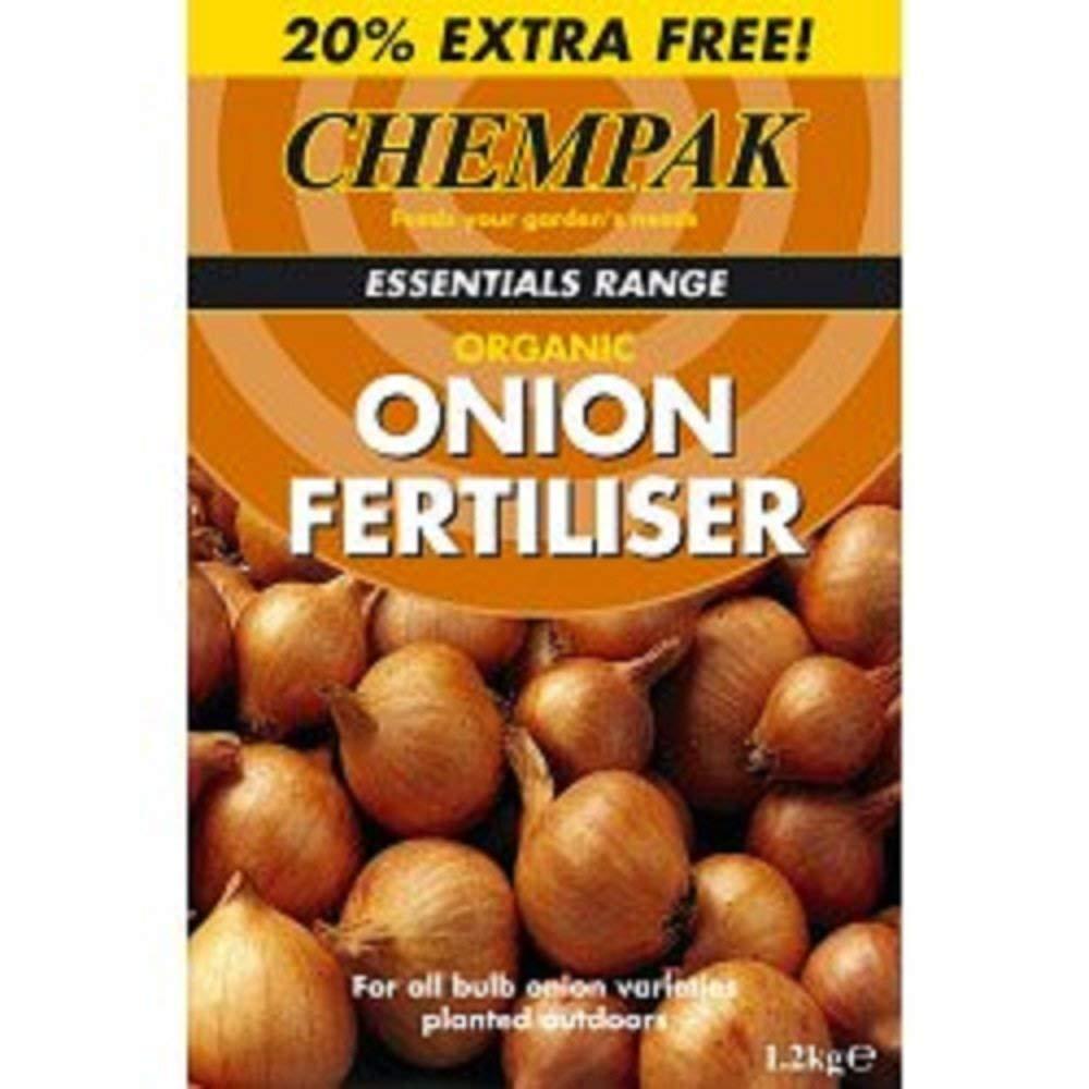 Chempak Onion Fertiliser 1.20 Kilo Ideal For All Onion, Shallot, Garlic & Leek
