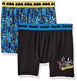 DC Comics Boys' Big Mixed Athletic Boxer Briefs 2