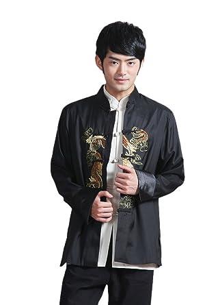 Amazon.com: Xuexian (TM) para hombre Dragon Tai Chi para ...
