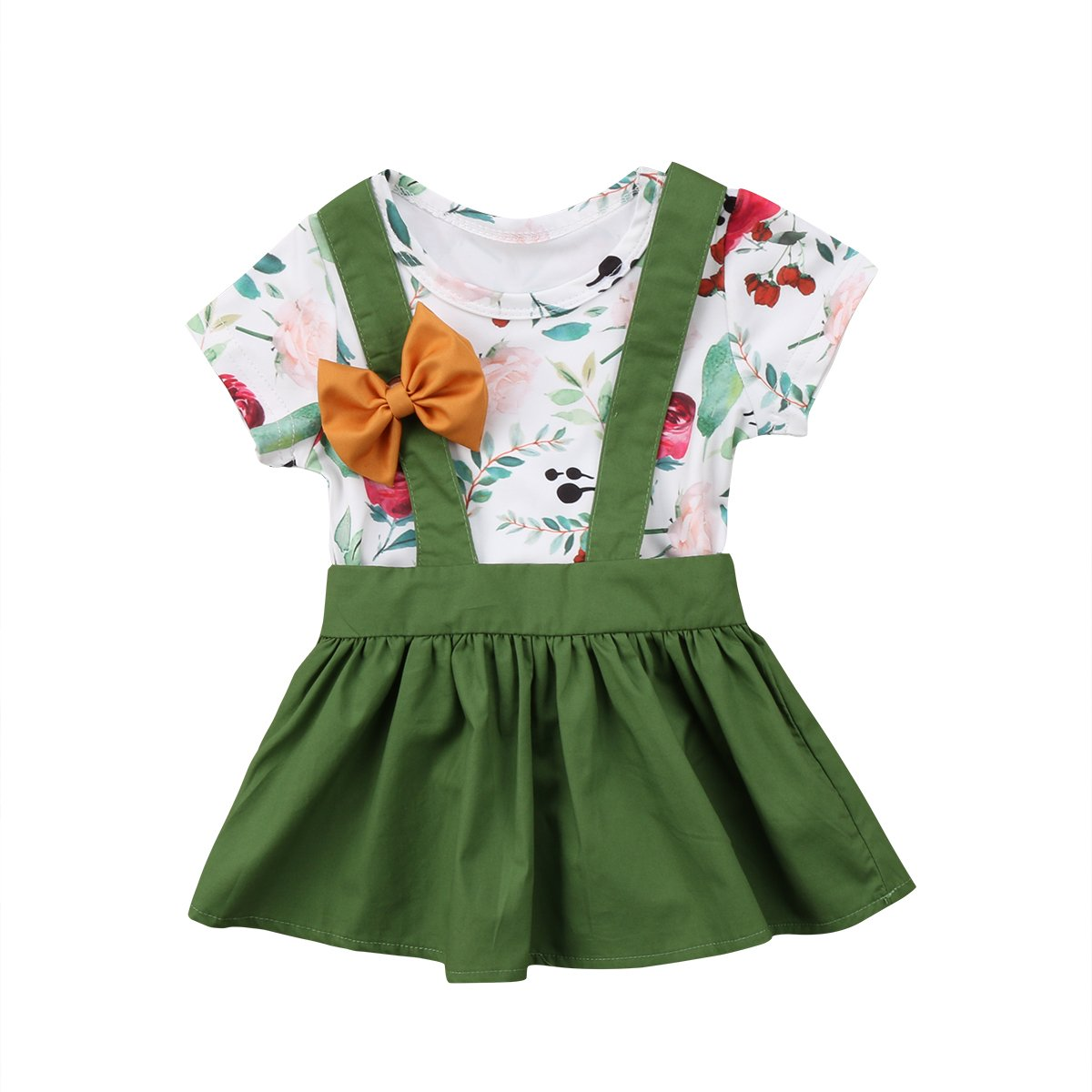 776e08d93 Best gift for your cute baby girl , granddaughter,Nephew...Specially design  for big sister and little sister. Fit for newborn baby girls from 6months  to 4 ...