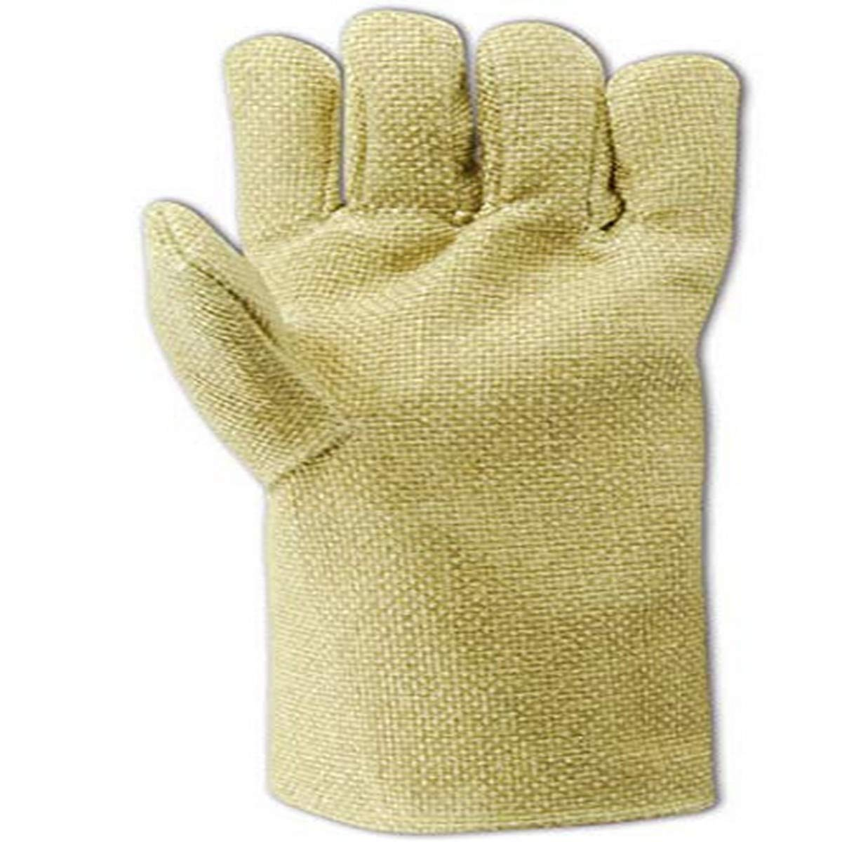 Magid Glove & Safety PZ1314WL High-Heat Glove, X-Large, Tan