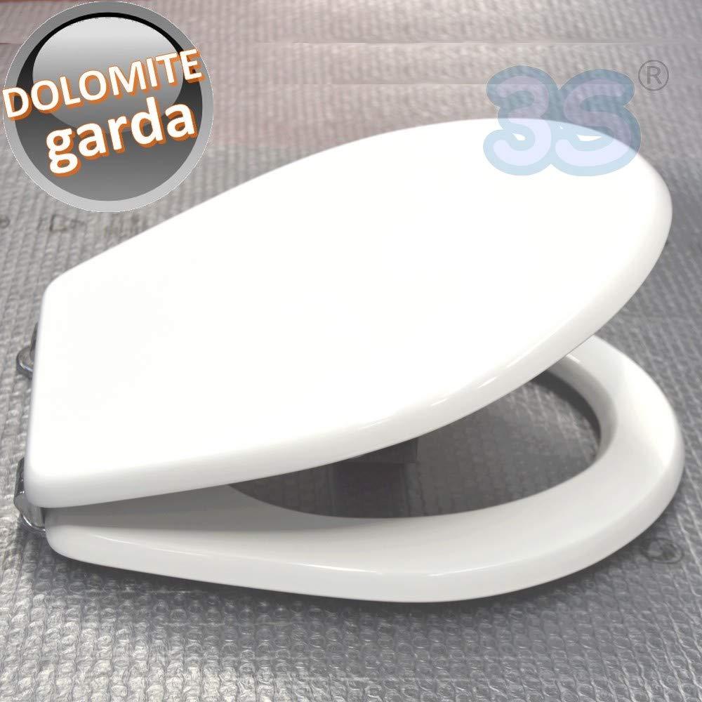 Ceramica Dolomite Serie Garda.Sedile Per Wc Garda Ceramica Dolomite Non Originale Acb Ercos