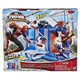 Ultimate Spider-Man web Warriors trick shot show down [parallel import goods]