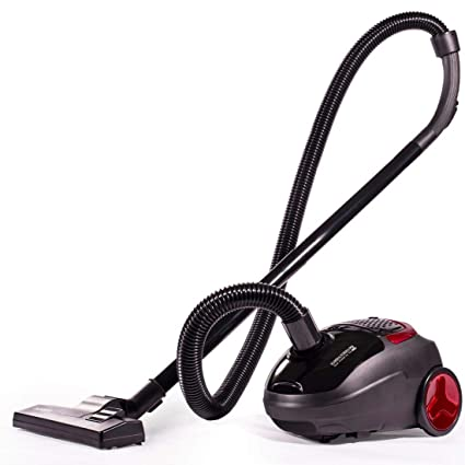 Eureka Forbes Trendy Zip 1000-Watt Vacuum Cleaner (Black/Red)