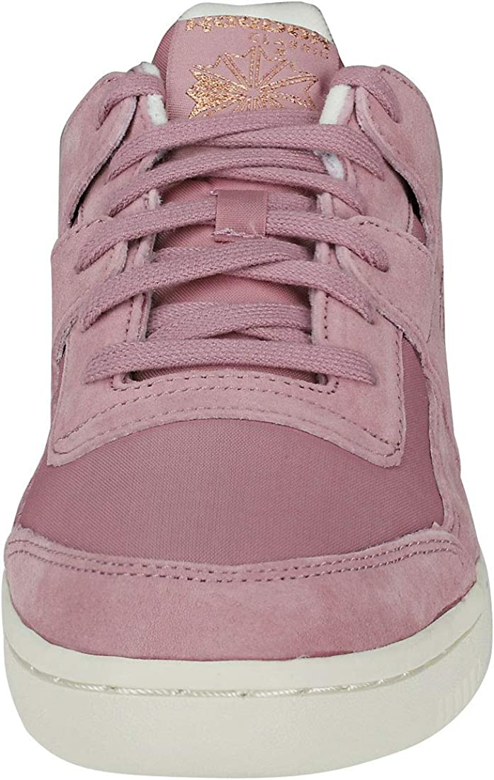Reebok Workout Lo Plus, Chaussures de Fitness Femme Multicolore Vtg Infused Lilac Chalk Rose Gold 000