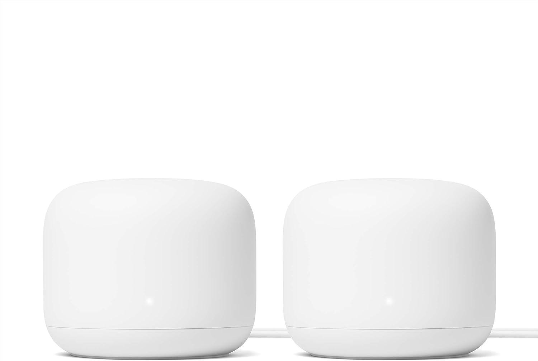 google nest mesh wifi extender router system