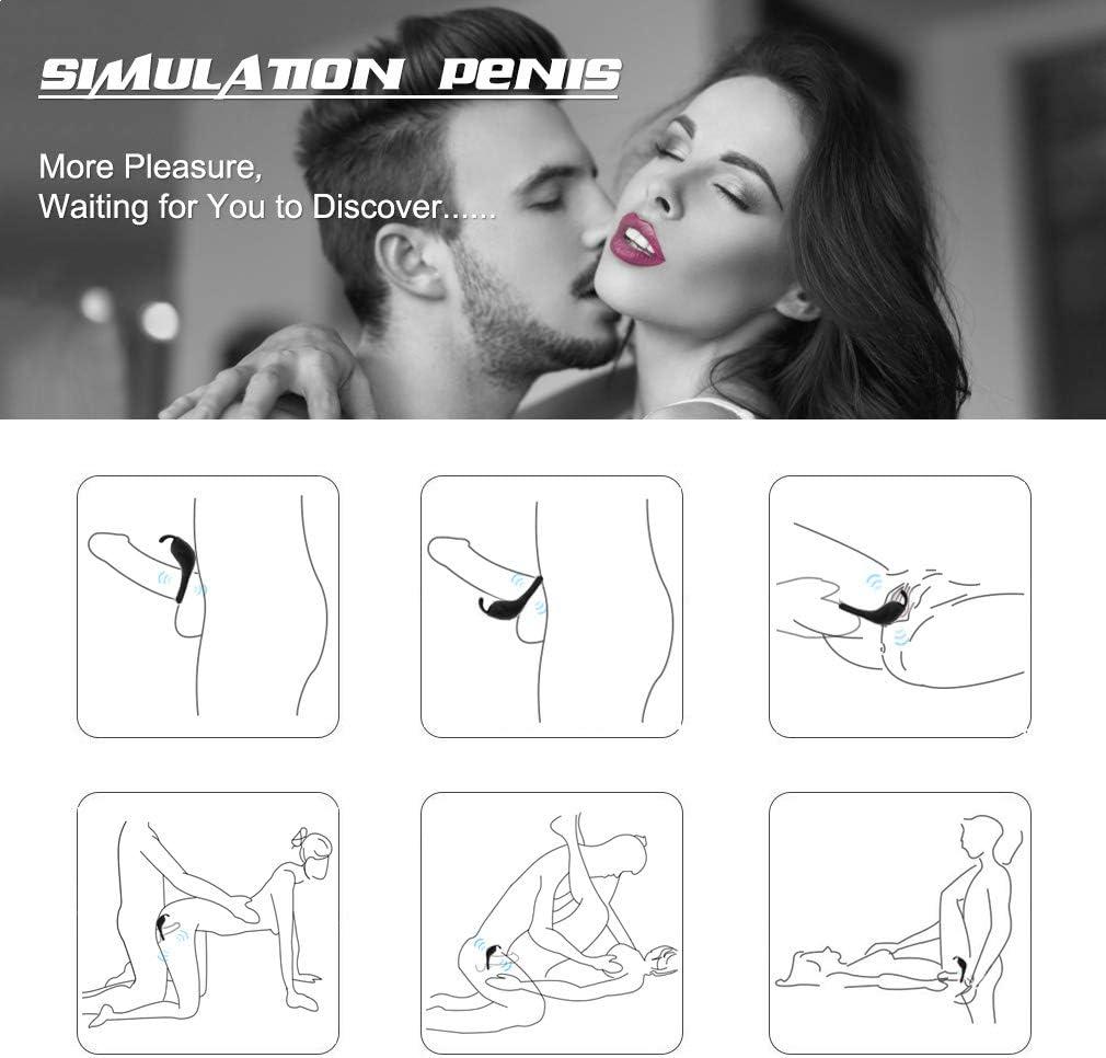 Wonderful 7 Frequency Mini C/óckrings for S/éx for Women Masaging Couple Share Men Massag C/óckring S/éx 100/% Secret Package