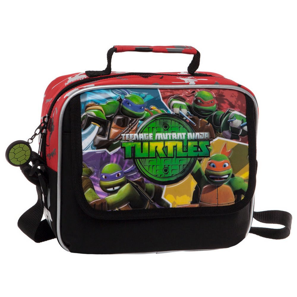 Amazon.com: Tortugas Ninja Turtles Beauty Case, 4.14 Liters ...