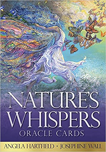 Natures Whispers Oracle Cards: Angela Hartfield, Josephine ...