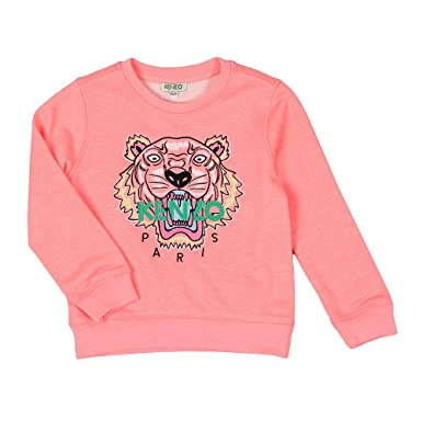49a7afcc Amazon.com: Kenzo Kids Baby Girl's Sweat Classic Tiger (Toddler ...