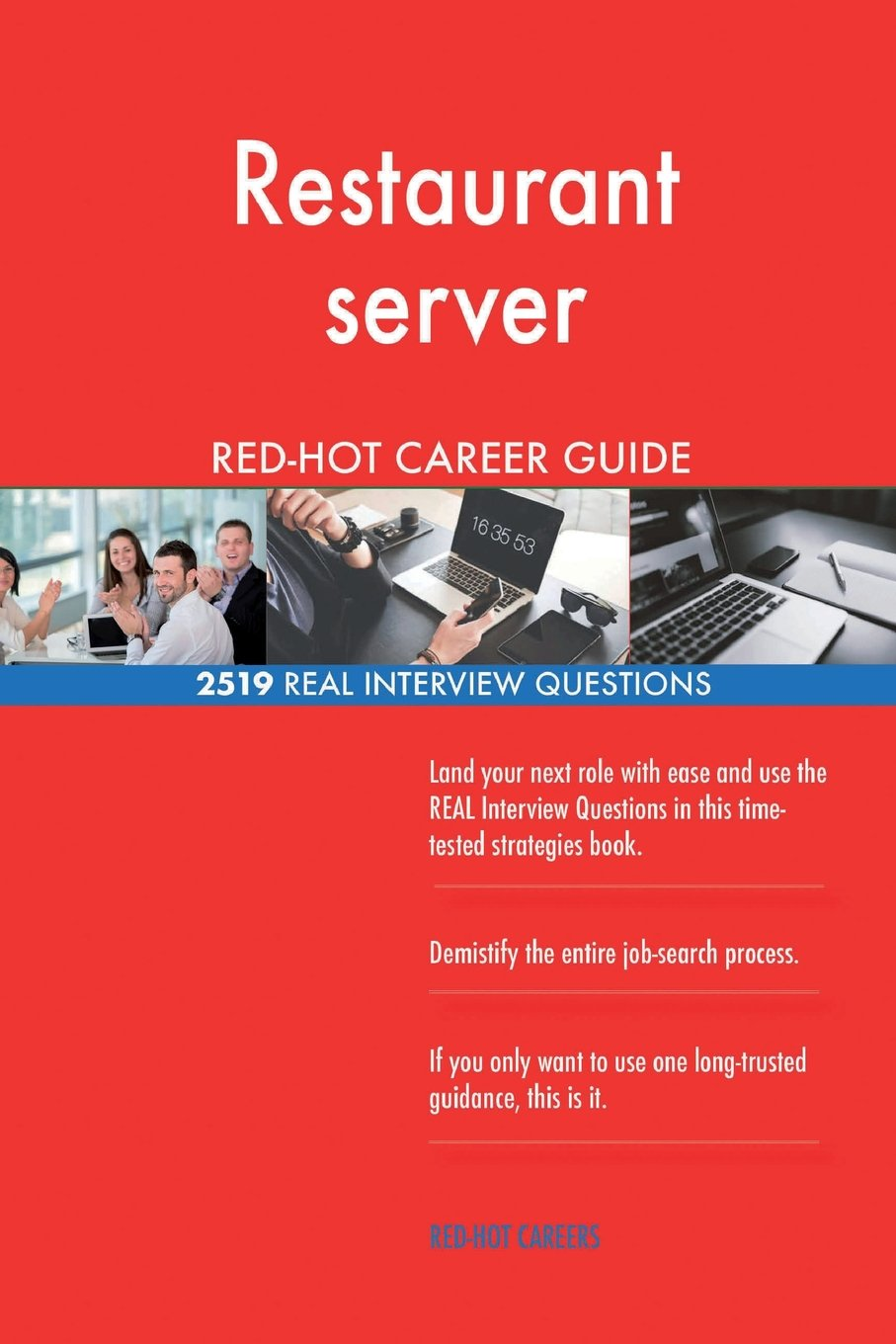 Restaurant Server Red Hot Career Guide 2519 Real Interview
