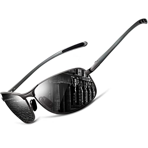 Amazon.com: Feirdio 2268 - Gafas de sol deportivas para ...