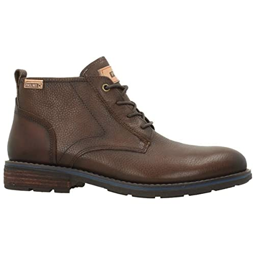 f43108c517308 Pikolinos Mens York Boots Leather Olmo Boots 7 UK: Amazon.co.uk: Shoes &  Bags