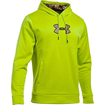 b48dc141ab183 Image Unavailable. Image not available for. Color: Under Armour Mens UA  Storm Caliber Hoodie ...