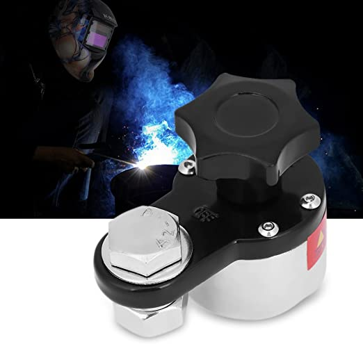MWGC1-300 Encendido//Apagado Conector de soldadura de suelo magn/ético conmutable m/áquina de soldadura industrial
