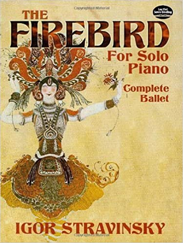 Free online textbook download The Firebird for Solo Piano: Complete Ballet (Dover Music for Piano) by Stravinsky, Igor, Classical Piano Sheet Music (2006) Paperback auf Deutsch PDF RTF DJVU