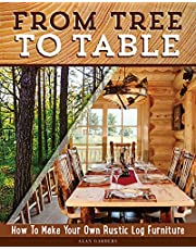 From Tree to Table: How to Make Your Own Rustic Log Furniture