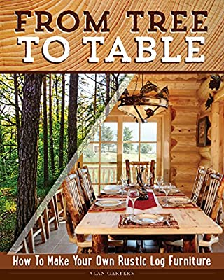 From Tree To Table How To Make Your Own Rustic Log Furniture Fox