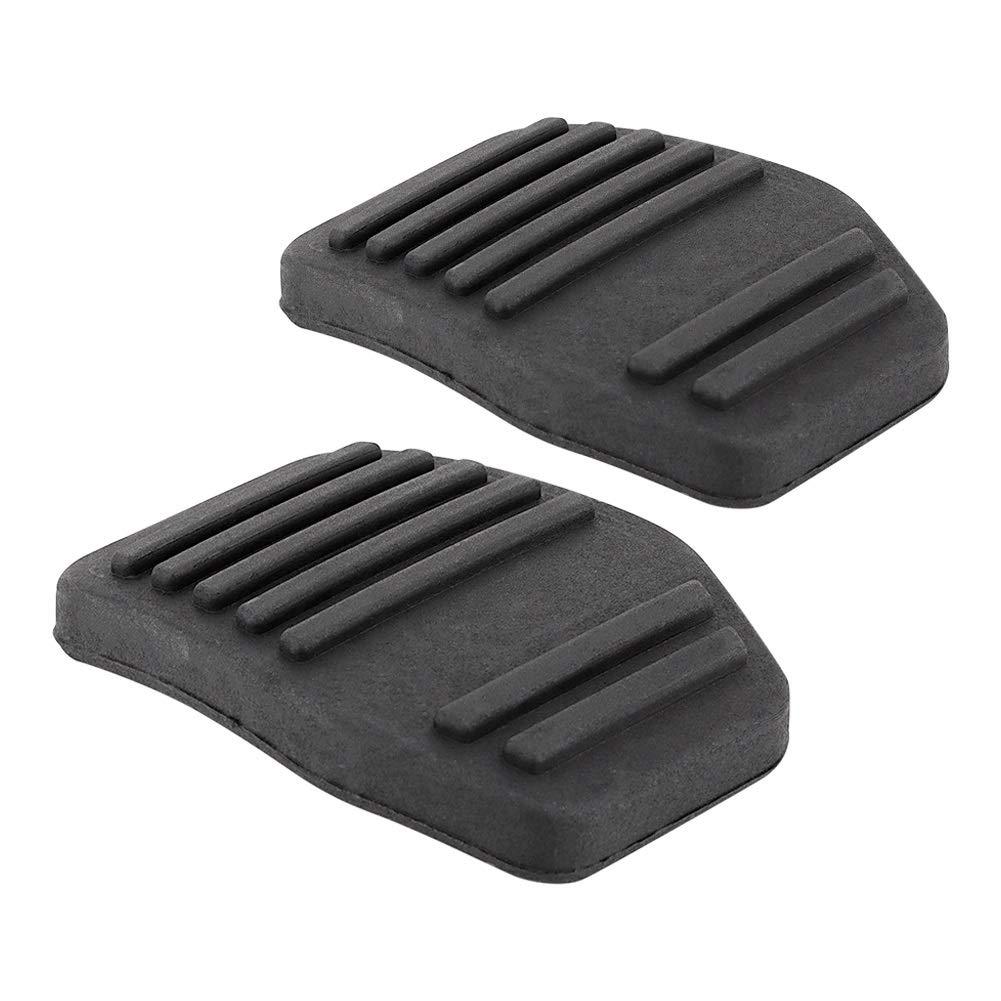 6789917 Par de almohadillas de freno para pedal de embrague de goma para Ford Transit Cougar Almohadillas para pedales