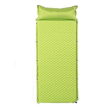 HT BEI Colchones inflables automáticos de colchonetas de la Tienda al Aire Libre del cojín Inflable Pueden Luchar esteras de sofá Dobles | (Color : 1#): ...