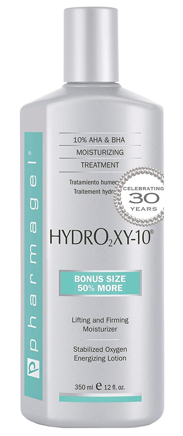 pharmagel hydro2 xy-10 lifting and firming concentrate lotion, 8 fluid ounce 6 Pack - Redken Cream Serum, Curvaceous Full Swirl 5 oz