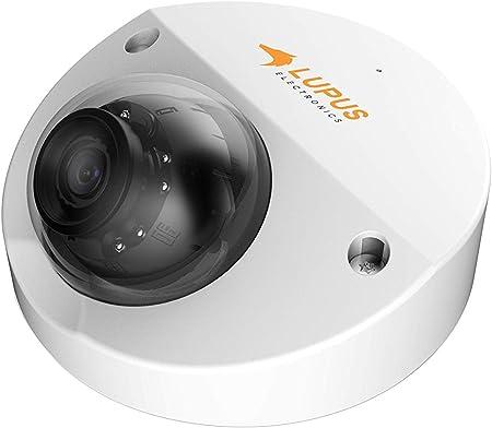 Le228 Ip Kamera Für Draußen Sd Slot Nachtsicht Poe Deutscher Hersteller Keine Cloud Keine Datenkrake Inkl Apps Software Für Win Macos Dt Tel Support Baumarkt