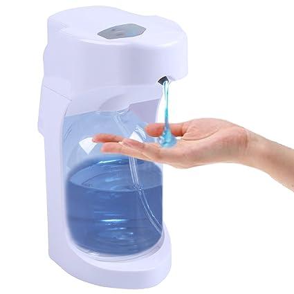 Dispensador de jabón automático yooap montado en la pared dispensador de jabón en espuma 500 ml