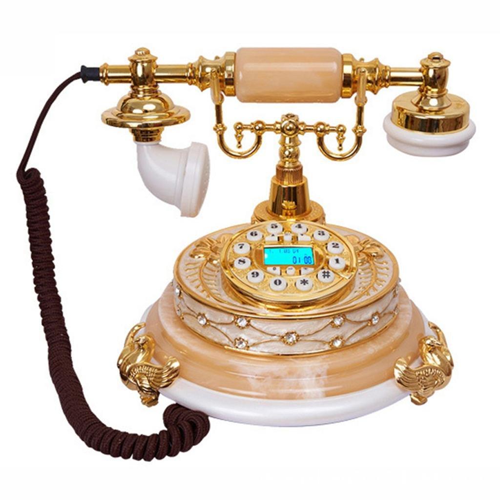 FADACAI Radiation protection Retro Bluetooth phone Landline by WANG