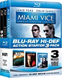 Action Starter Pack (Miami Vice/End of Days/U-571) [Blu-ray]