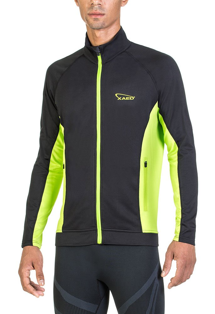 Jersey Running Jacket Xaed Second Layer Man
