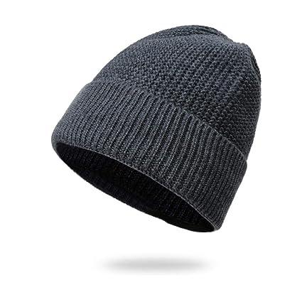 22cb3ac03fe6 LLTS Sombreros de Punto de Invierno. Gorros de Lana para Hombres y ...