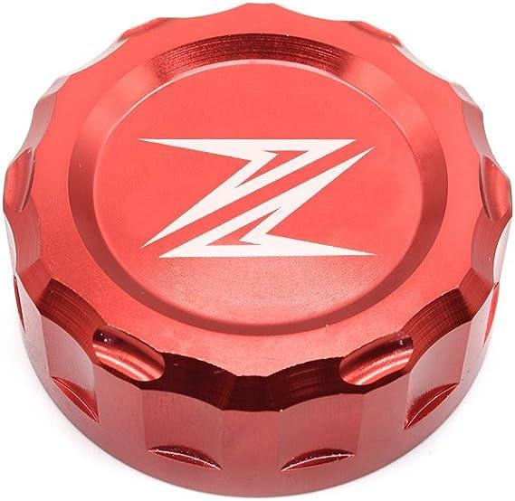 per Kawasaki Z900 Z800 Z650 Z750 in alluminio CNC disponibile in sette colori Heinmo Tappo per serbatoio posteriore