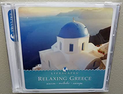 Lifescapes - Relaxing Greece - Audio CD