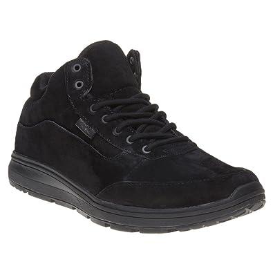 VANS Style 201 Mens Sneakers Black
