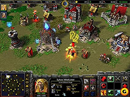 Imac Games Warcraft Iii Reign Of Chaos Mac Pc Juego Pentium Ii