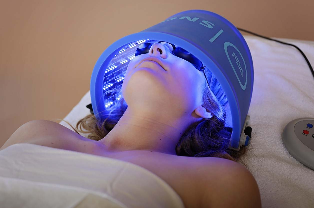 Worldzx Photon Facial Skin Care Machine led Beauty mask Therapy Beauty Machine-HB02